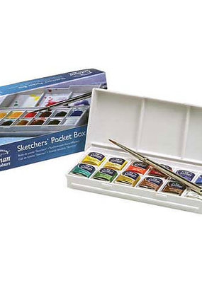 Winsor & Newton Cotman Watercolor Sketcher Pocket Box