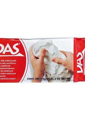 DAS Clay Das 2.2 Pound White
