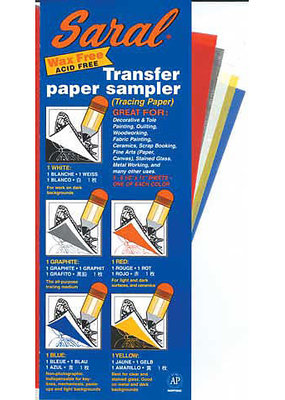 Saral Saral Paper Sample Transfer