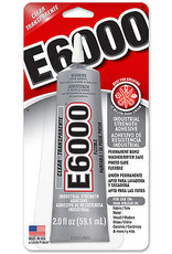 Eclectic E6000 Carded 2 oz