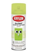 Krylon Glow-In-The-Dark Spray Paint 6 Ounce