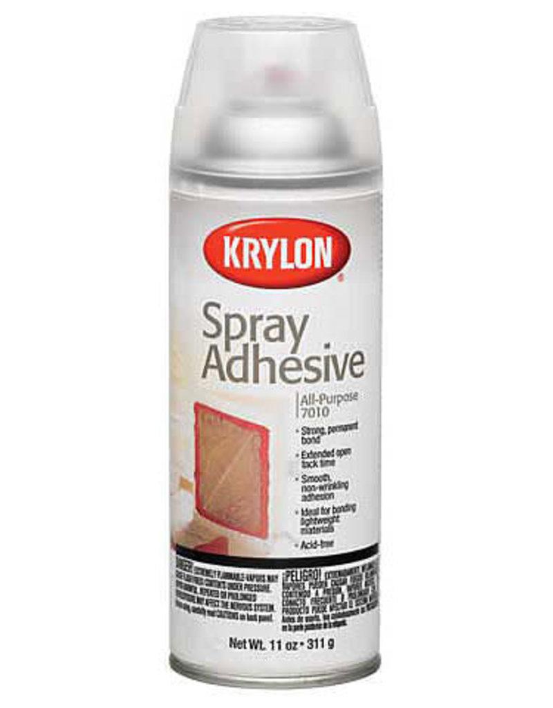 Krylon Adhesive Spray All-Purpose 11 oz