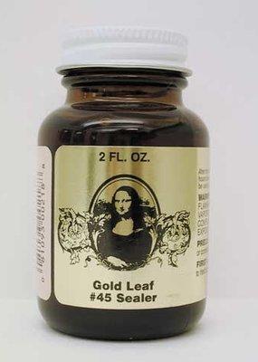 Mona Lisa Metal Leafing Sealer 2 Ounce