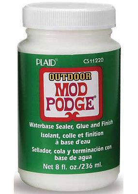 Plaid Mod Podge Outdoor 8 Ounce
