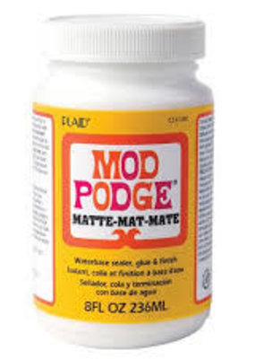 Plaid Mod Podge Matte 8 Ounce
