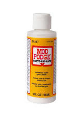 Plaid Mod Podge Matte 4 Ounce