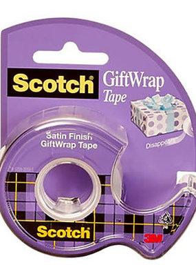 Scotch Scotch Gift Wrap Tape .75 x 650 Inch