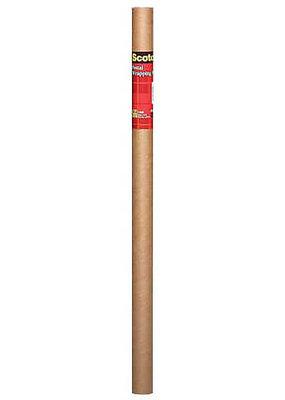 Scotch Postal Wrap 7900 30 Inch X 15 Feet Brown Bag