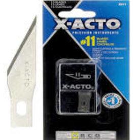 X-Acto X-Acto Blade #11 Fine Point 15 Piece Pack
