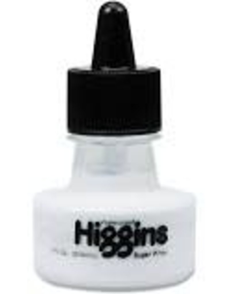 Higgins Higgins Ink Super White Waterproof