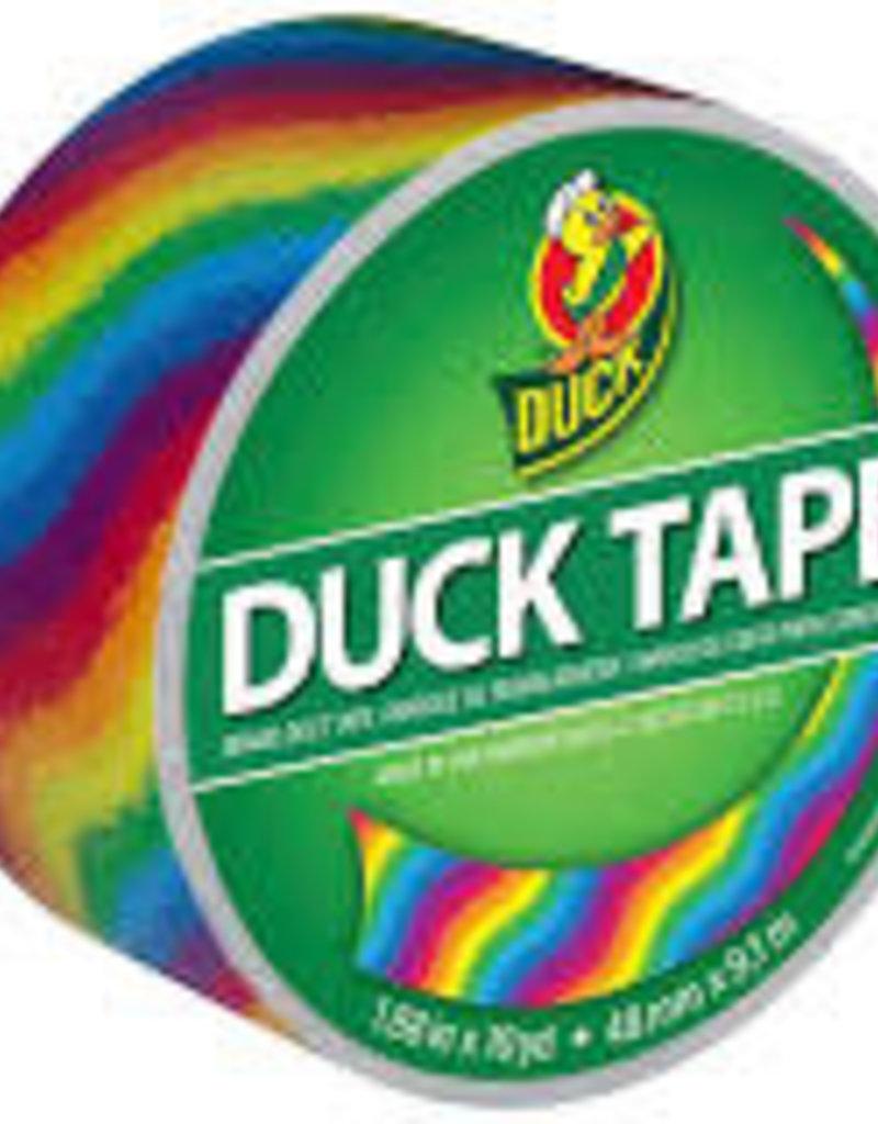 Duck Tape Duck Tape Rainbow 1.88 Inch X 10 Yards