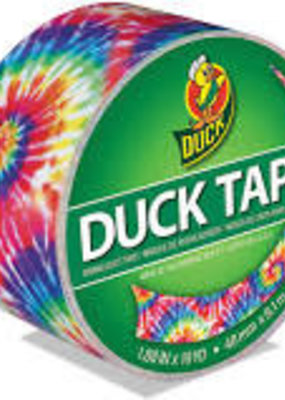 Duck Tape Duck Tape Tie Dye 1.88 Inch X 20 Yards