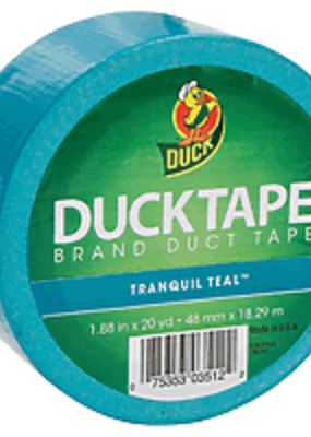 Duck Tape Duck Tape Tranquil Teal 1.88 Inch X 20 Yards