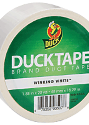 Duck Tape Duck Tape White 1.88 Inch X 20 Yards