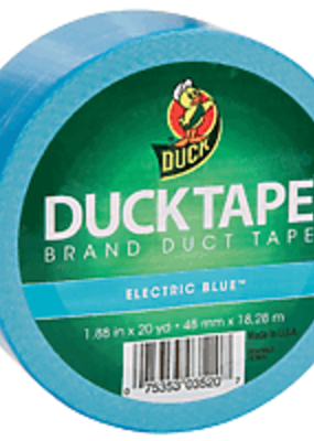 Duck Tape Duck Tape Electric Blue 1.88 Inch X 20 Yards