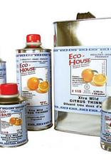 Eco-House Extra Mild Citrus Thinner 4 Ounce