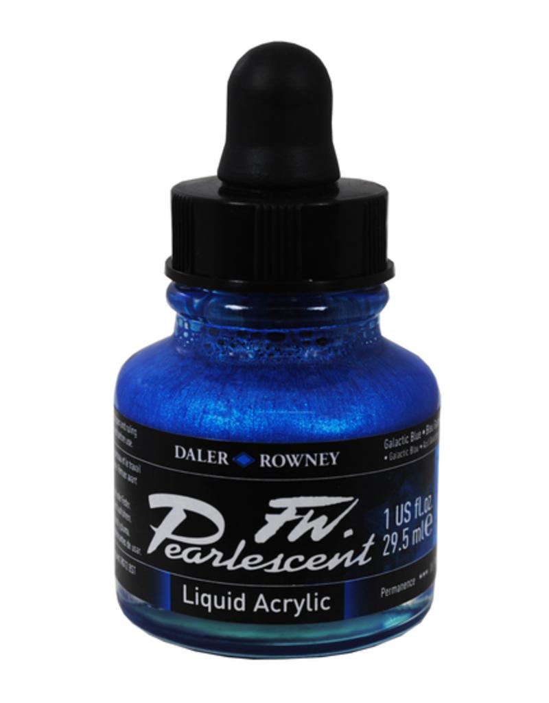 Daler-Rowney FW Pearlescent Liquid Acrylics
