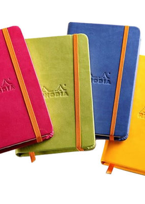 Rhodia Rhodiarama Notebooks  A5 Dot Grid