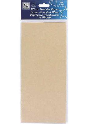 Loew-Cornell White Transfer Paper 18 X 36 Sheet