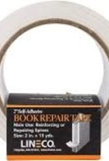 Lineco/University Products Book Repair Tape Book Cloth  White