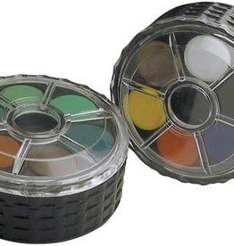Koh-I-Noor Watercolor Wheel 24 Color Set