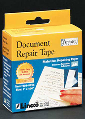 Lineco/University Products Document Repair Tape