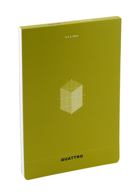 Global Art Quattro Journals 3.5 x 5.5 8 x 8 Grid