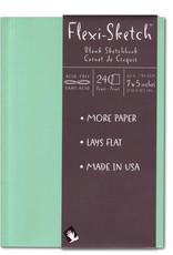 Global Art Flexi-Sketch Book 7 X 5 Pool