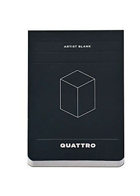 Global Art Quattro Journals 3.5 x 5.5 8 x 8 Blank