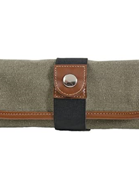 Global Art Canvas Pencil Roll up Olive