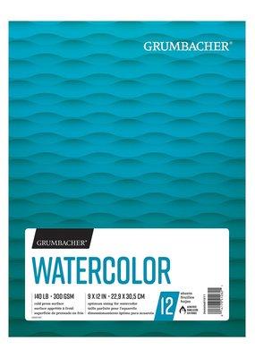 Grumbacher Grumbacher Watercolor Pad 9 x 12