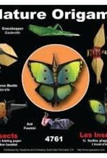 Yasutomo Fold ems Nature Origami Kits Insects 5-7/8 Square