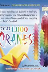 Yasutomo Origami 1000 Cranes Kit