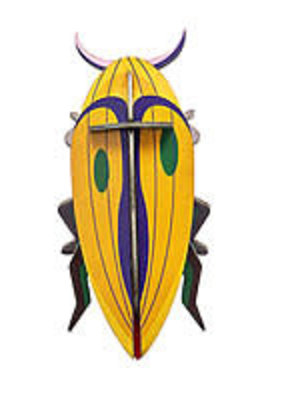 Studio Roof Wall Decoration Kit Click Beetle