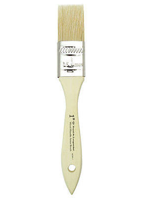 Royal Brush Brush Chip Wood Handle 1 Inch