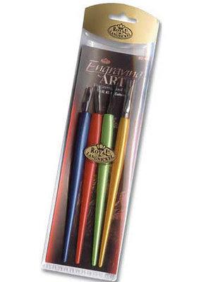 Royal Brush Engraving Tool Set