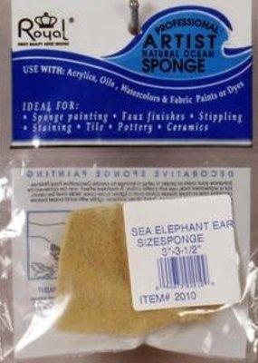 Royal Brush Artist's Sponges, Elephant Ear