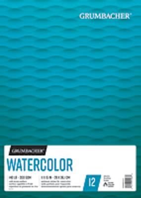 Grumbacher Grumbacher Watercolor Pad 11 x 15