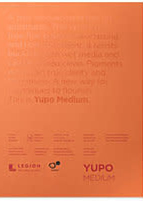Legion Paper Yupo White Watercolor Paper 9 X 12 10 Sheet Pad
