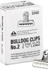 X-Acto Bulldog Clip #2  2 1/4 Inch