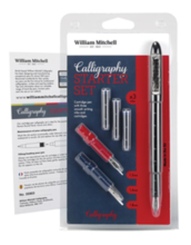 William Mitchell Calligraphy Starter Set