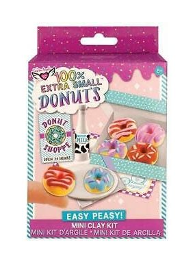 Fashion Angels Mini Clay Kit Donuts