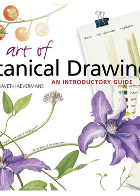 Workman Book Art of Botanical Drawings