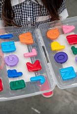 Micador Alphabet Crayon Set