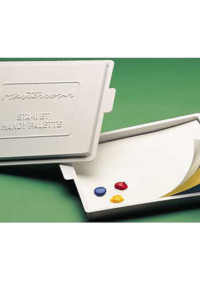 Masterson Sta-Wet Handy Palette & Refill Sheets 30 Refill Sheets