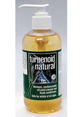 Martin F. Weber Turpenoid Natural 8 Ounce Bottle