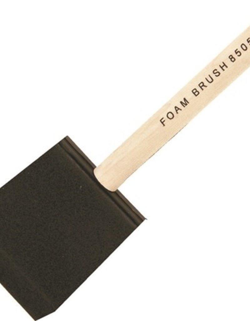 Linzer Brush Foam Brush 1 Inch