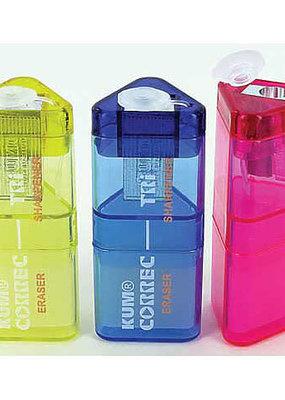 KUM Correc-Tri Sharpener & Eraser