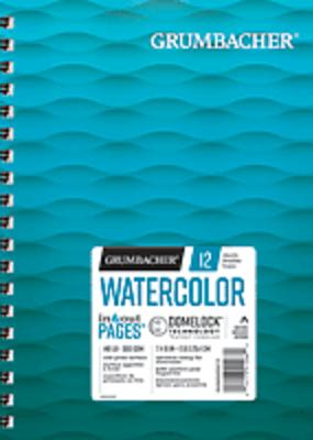 Grumbacher Grumbacher Watercolor Pad 7 X 10
