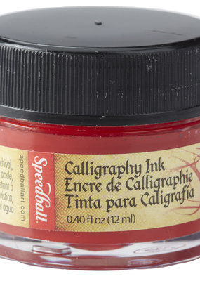 Speedball Pigmented Acrylic Calligraphy Ink
